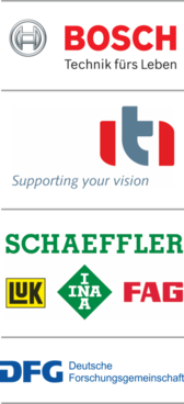 sponsored by ... Bosch / ITI / Schaeffler / DFG